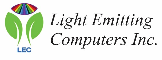 Light Emitting Computers